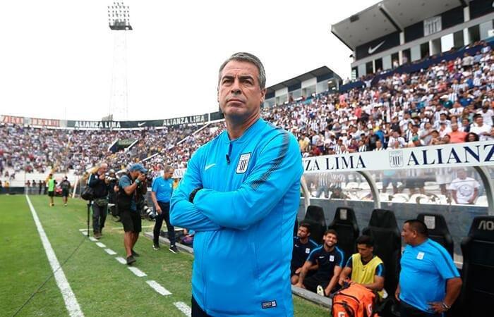 Bengoechea fue campeón del Fútbol Peruano con Alianza Lima en 2017. Foto: peru.com