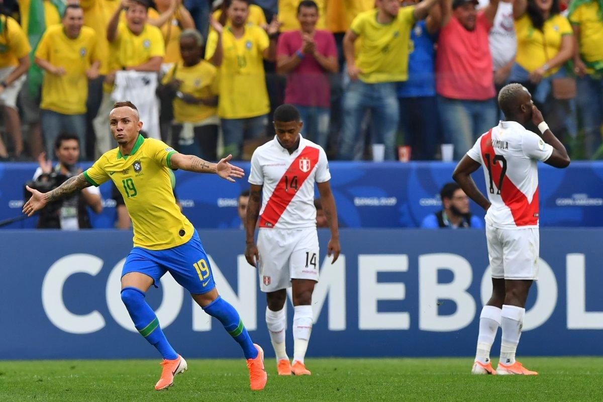 Foto: Twitter - @LibertadoresBR