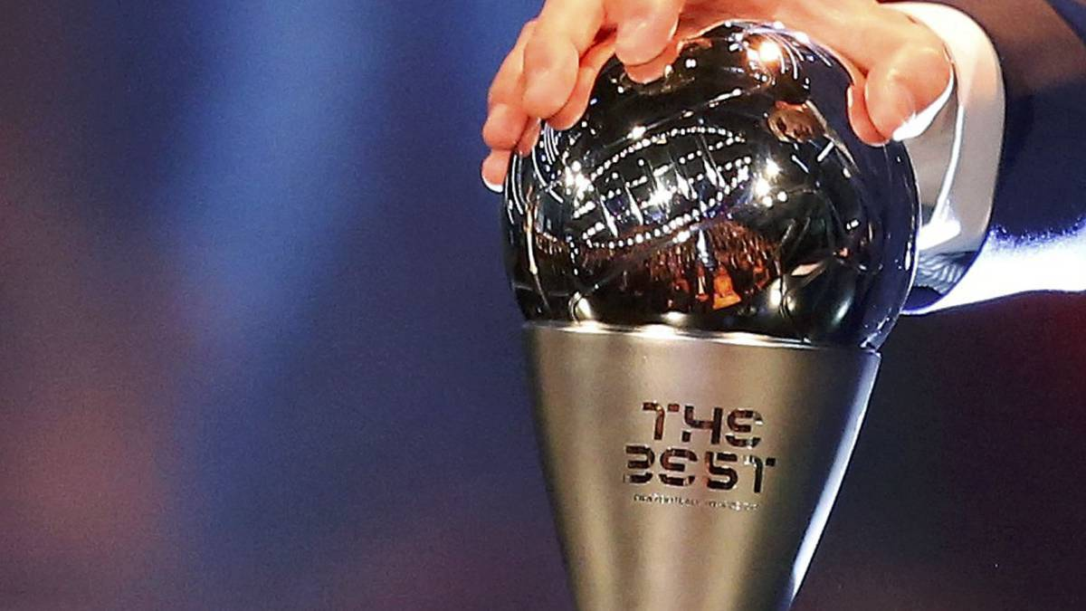 The Best, UEFA