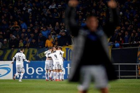 Almagro, Boca, Copa Argentina, De Rossi