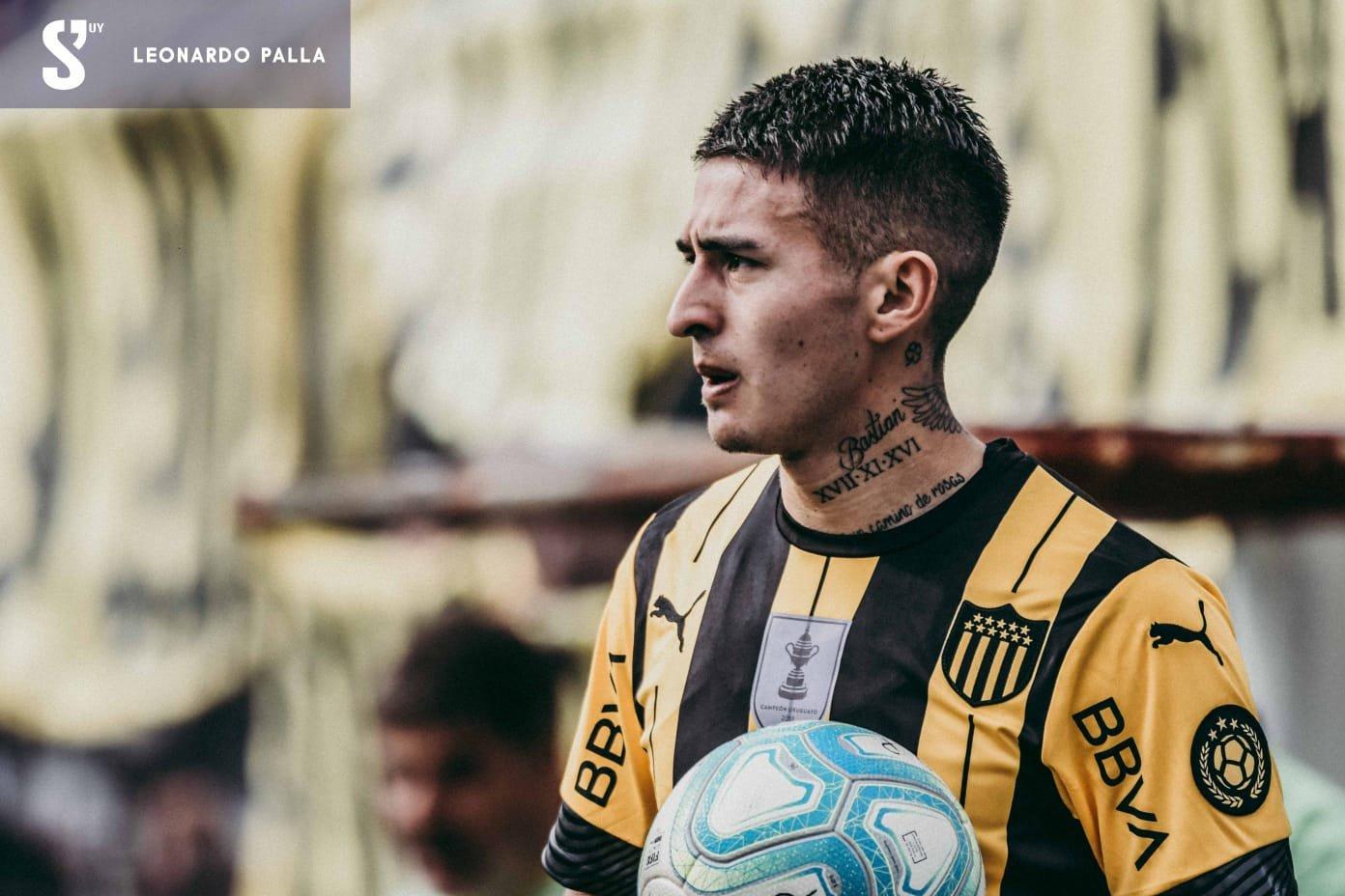 NO SERÁ. Gabriel Rojas finaliza su préstamo y retornará a San Lorenzo de Almagro.