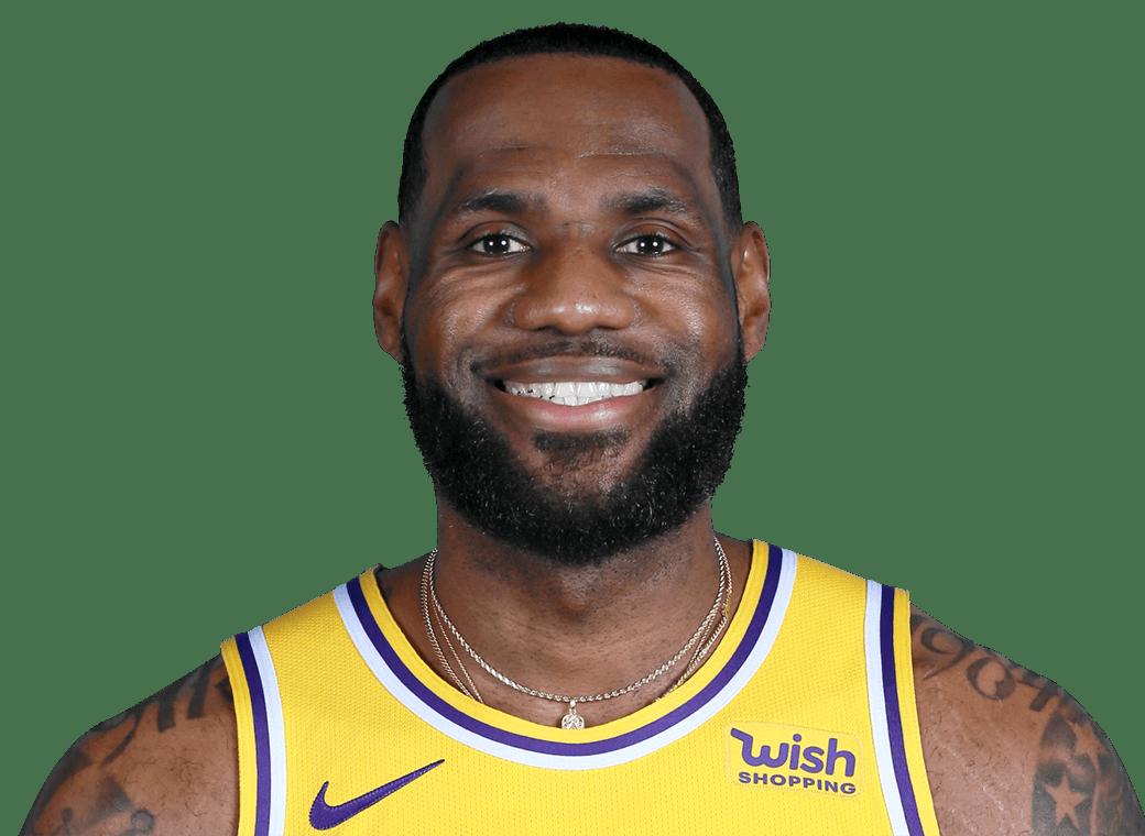 6to hombre: LeBron James (LAL)